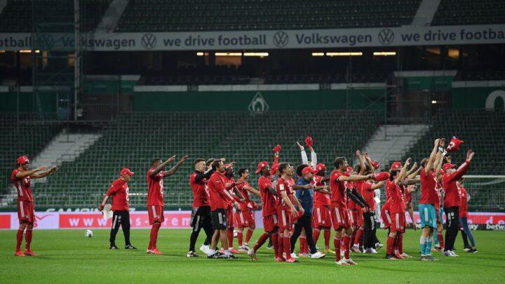 El Bayern Munich es campeón de Alemania