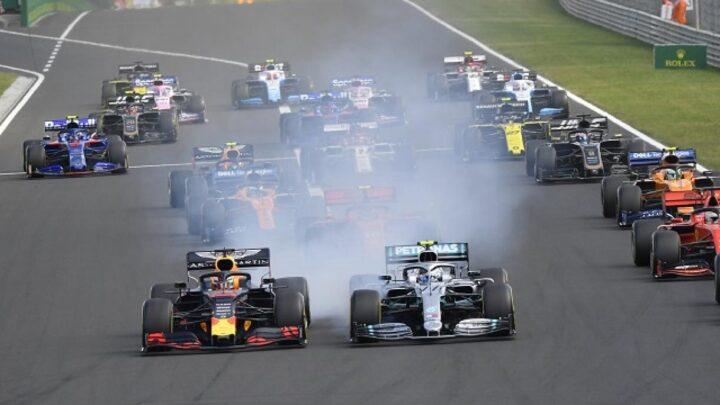La Fórmula 1 cancela tres grandes premios más por el coronavirus