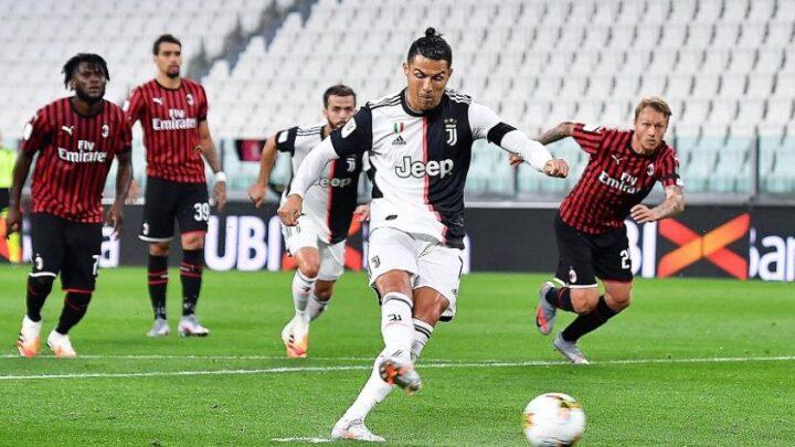 La Juventus avanzó a la final de la Copa de Italia