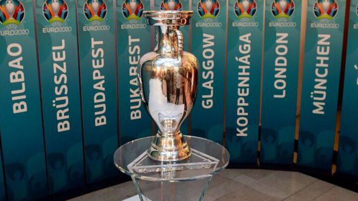 UEFA confirma 12 sedes para la Eurocopa de fútbol 2021