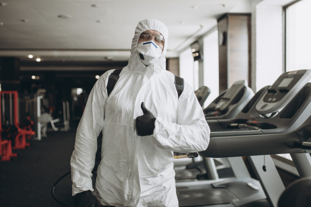 El estudio que sugiere que ir al gimnasio no aumenta el riesgo de contraer covid-19, si hay buenas medidas de higiene