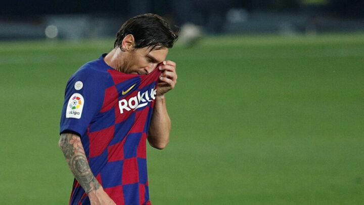 Medios españoles aseguran que Messi se plantea su salida del Barcelona