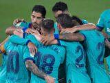 El Barcelona goleó al Villarreal; Real Madrid sigue líder