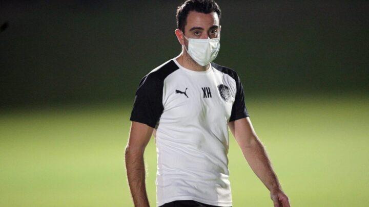 Xavi Hernández da positivo a coronavirus