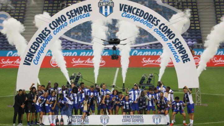 El Porto es campéon de la Primeira Liga