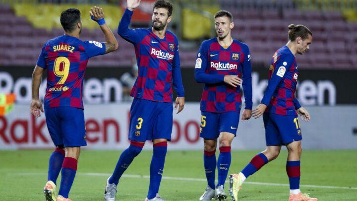 El Barcelona ganó 1-0 al Espanyol