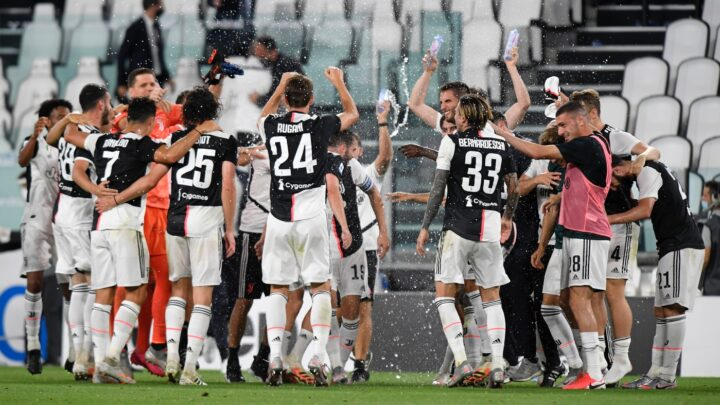La Juventus domina Italia