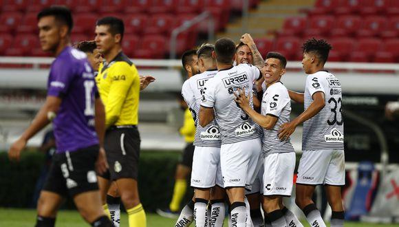 Atlas se impuso por la mínima a Mazatlán en partido de la Copa GNP