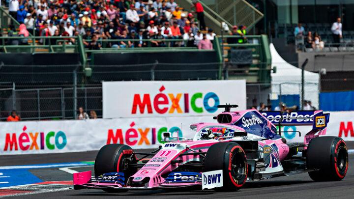 Posponen el Gran Premio de México