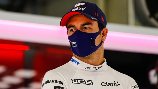 Checo Pérez no estará el fin de semana en el GP en Silverstone
