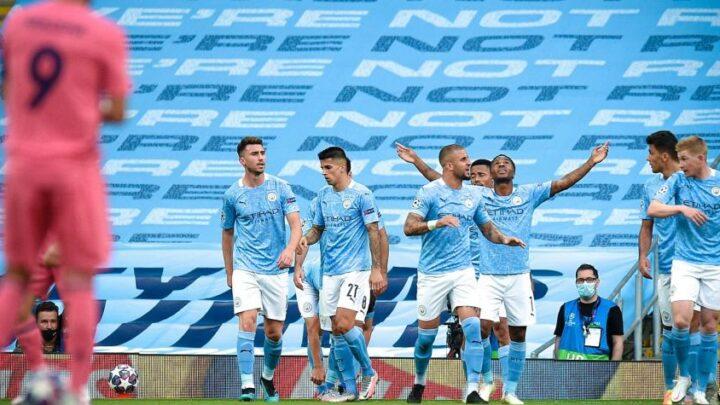 Manchester City se mete entre los mejores ocho de la Champions