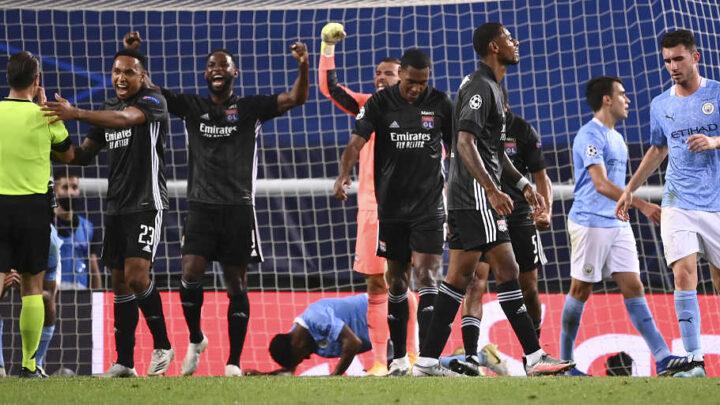 El Lyon avanzó a las Semifinales de la Champions