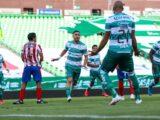 Santos ganó 2-0 a Chivas