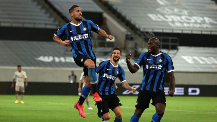Inter enfrentará a Sevilla en la Final de la Europa League