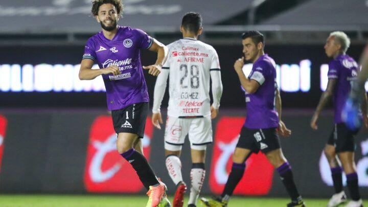 Mazatlán venció 1-0 a Xolos