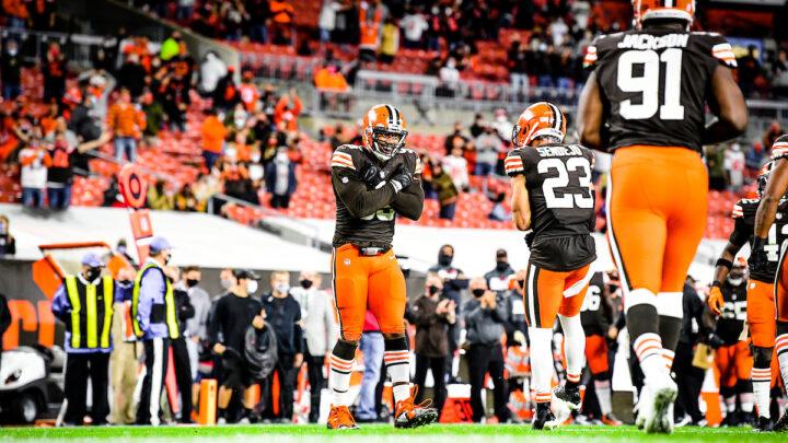 Cleveland derrotó a Cincinatti en la segunda jornada de la NFL