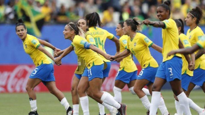 Brasil anunció igualdad salarial de hombres y mujeres en la selección de futbol