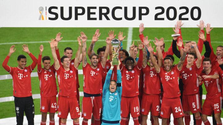 El Bayern de Múnich es campeón de la Supercopa alemana