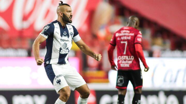 Rayados sacó ventaja en la Ida de la Final de la Copa MX