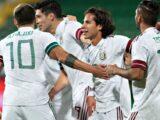 México y Argelia igualaron a dos tantos