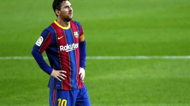 Messi: 'Estoy cansado de ser siempre el problema de todo en Barcelona'