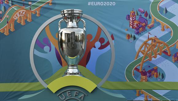Definidos los grupos de la Eurocopa 2020