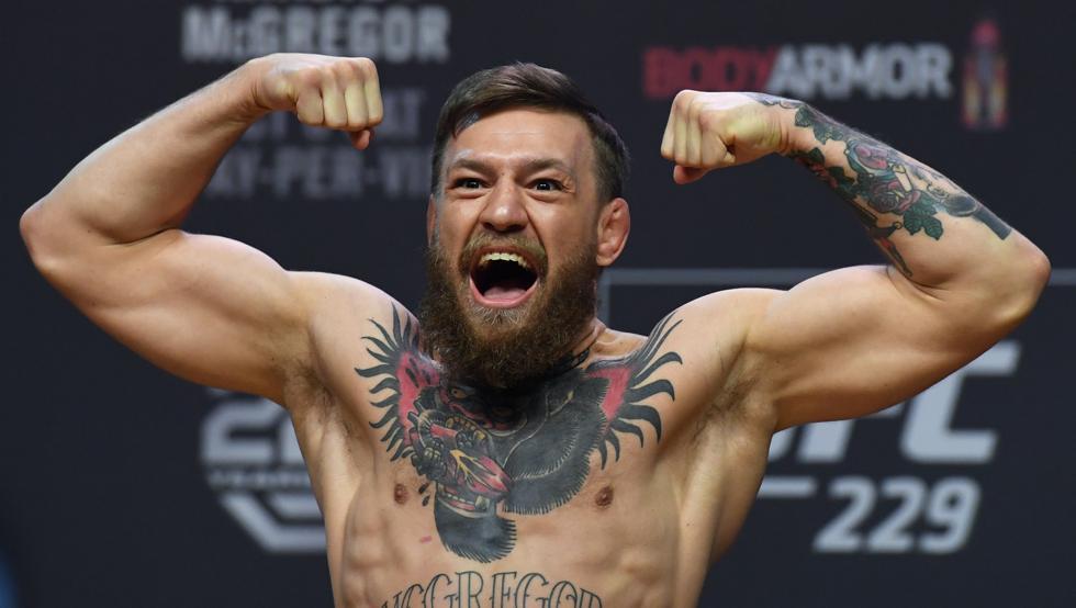 Conor McGregor vuelve al octágono