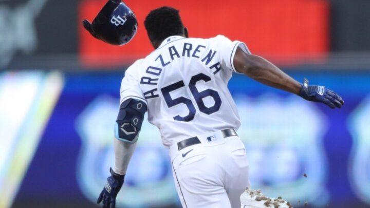 El beisbolista cubano Randy Arozarena fue detenido en Yucatán