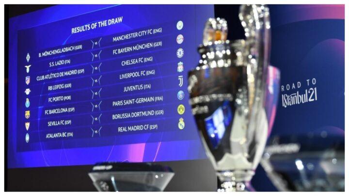 Definidos los Octavos de Final en la UEFA Champions League