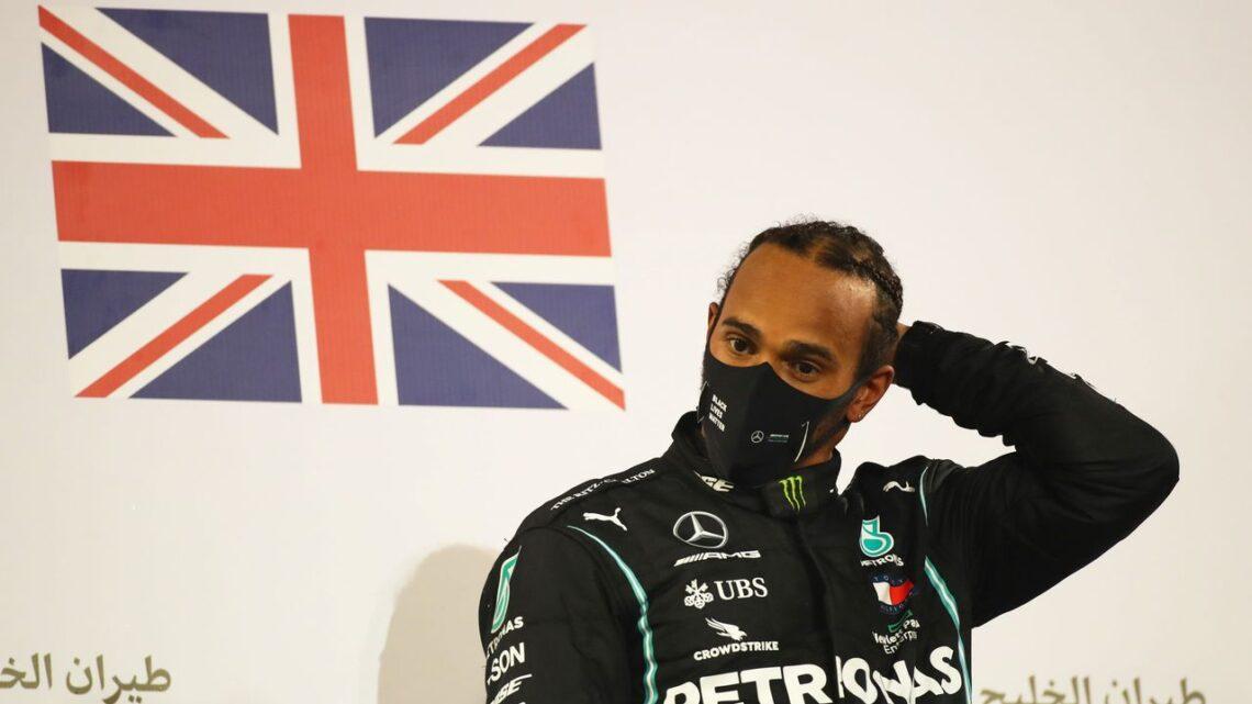Lewis Hamilton da positivo por coronavirus