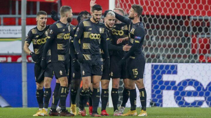 En Bélgica, habrá tarjeta amarilla y multa a los futbolistas que se abracen en festejos de gol
