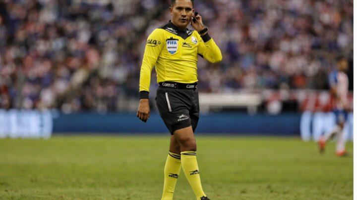 Cuatro árbitros de la Liga MX tienen Covid-19
