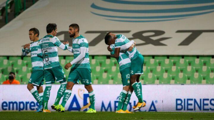 Santos se llevó la victoria ante Tigres