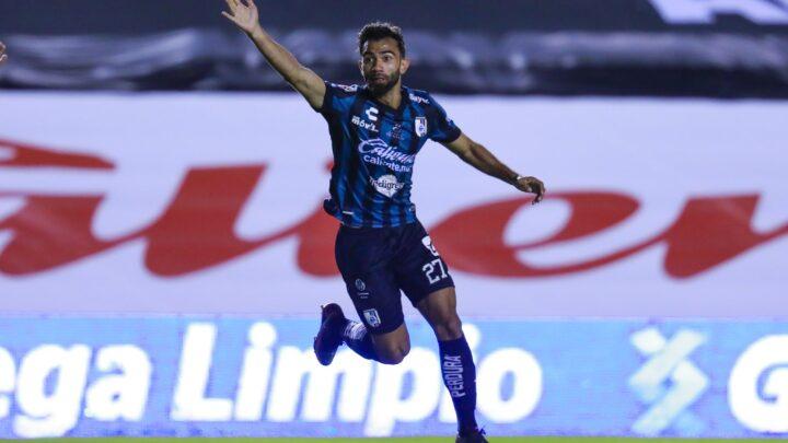 Querétaro derrotó 2-0 a Pumas