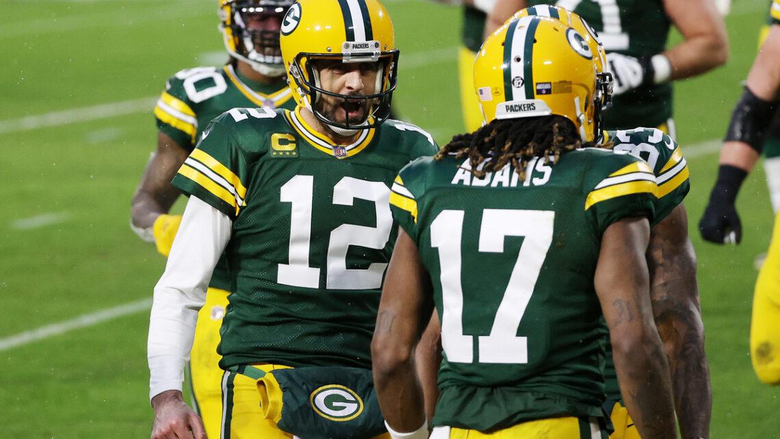 Aaron Rodgers y los Green Bay Packers avanzaron a la Final de la Conferencia Nacional