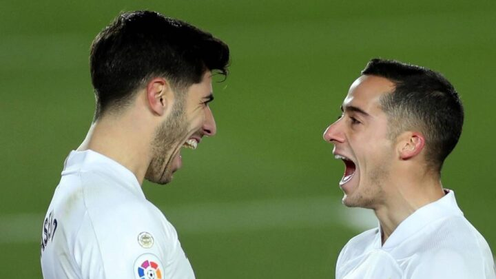 El Madrid se mantiene en la lucha por el liderato de La Liga