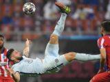 Giroud guió al triunfo del Chelsea sobre el Atleti