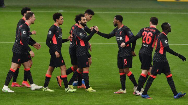 El Liverpool se encamina a estar entre los mejores ocho de la Champions