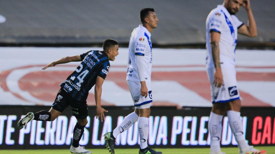 Puebla le sacó el empate a Gallos