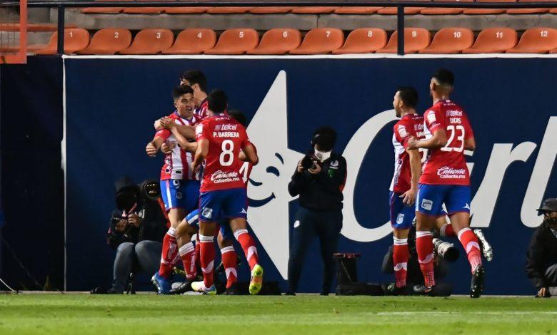 Atlético de San Luis rescató un punto ante Tigres