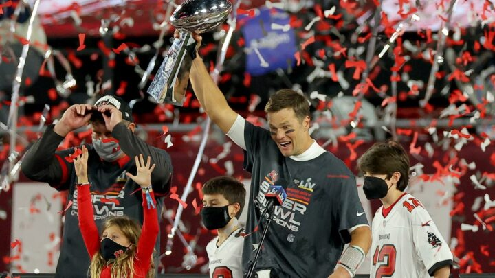 Tom Brady y Tampa Bay ganaron el Super Bowl