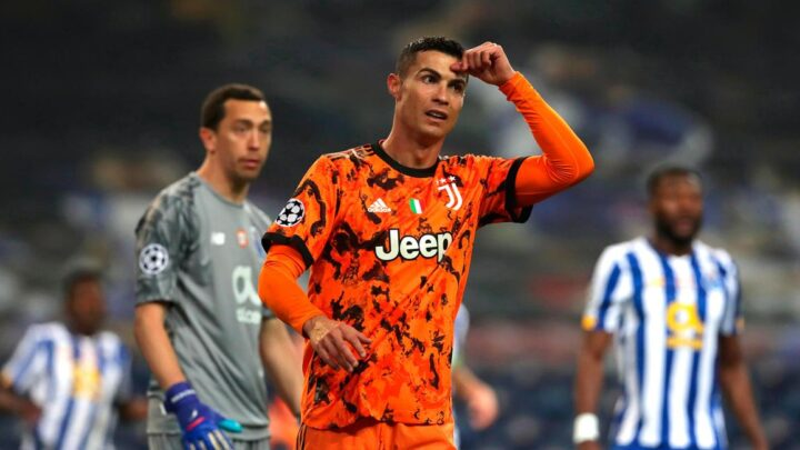 El Porto sacó ventaja ante la Juve