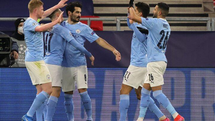 Guardiola y el City consiguieron su pase a cuartos en la Champions