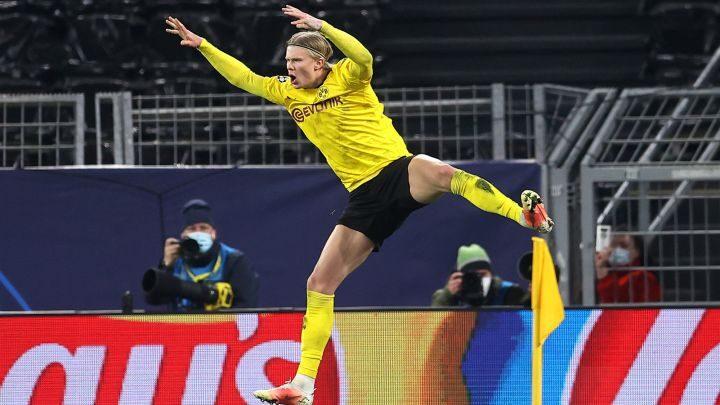 Haaland y el Dortmund dejaron en el camino al Sevilla