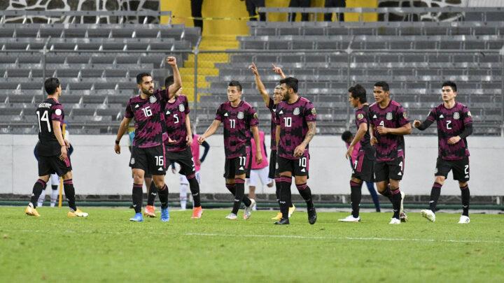 México se medirá a Canadá en las semifinales del Preolímpico