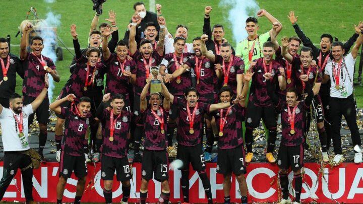 México es campeón del Preolímpico de Concacaf