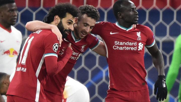 Liverpool le repitió la dosis al Leipzig