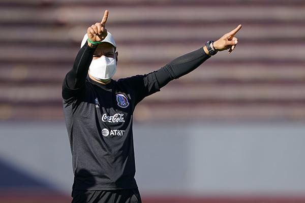 El debut ante Dominicana será fundamental: Jaime Lozano
