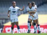 Gallos Femenil cayó 3-2 ante Pumas Femenil