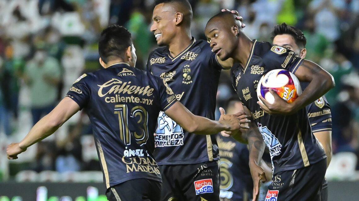 León ganó 2-1 a Toluca
